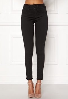 TIFFOSI One-Size Double Up Jeans Black Bubbleroom.se