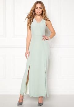 TIGER OF SWEDEN Admira Dress 4Y5 Slit Green Bubbleroom.se