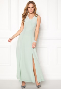 TIGER OF SWEDEN Admira Dress 4Y5 Slit Green Bubbleroom.no