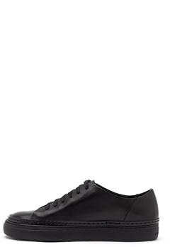 TIGER OF SWEDEN Crewe Shoes Black Bubbleroom.fi