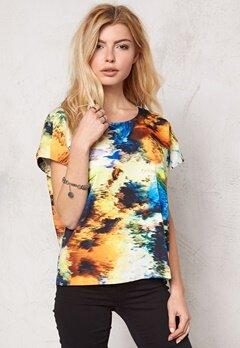 TIGER OF SWEDEN Danise Shirt A01 Artwork Bubbleroom.fi