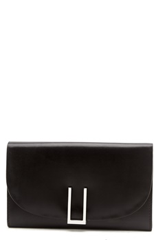 TIGER OF SWEDEN Ervin Small Leather Bag 050 Black Bubbleroom.fi