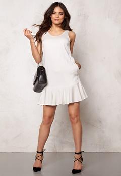 TIGER OF SWEDEN Flor Dress 01N White Bubbleroom.se