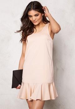 TIGER OF SWEDEN Flor Dress 5BD Pink Shell Bubbleroom.se