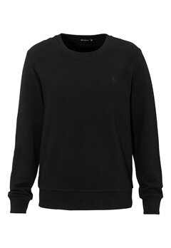 TIGER OF SWEDEN Hubertz Sweatshirt 050 Black Bubbleroom.se
