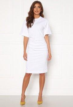 TIGER OF SWEDEN Izly Dress 090 Pure white Bubbleroom.se