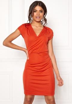 TIGER OF SWEDEN Kashi Dress Flame Red Bubbleroom.se