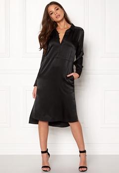 TIGER OF SWEDEN Lysis Dress Midnight Black Bubbleroom.fi