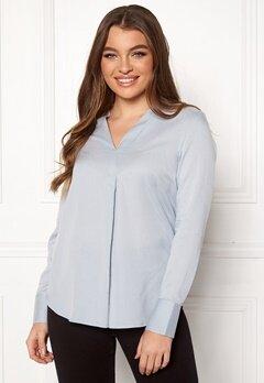 TIGER OF SWEDEN Mere 3 Shirt 28P Sombre Blue Bubbleroom.se