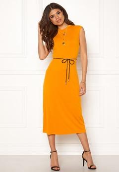 TIGER OF SWEDEN Pescara Dress 862 Orange Sorbet Bubbleroom.se