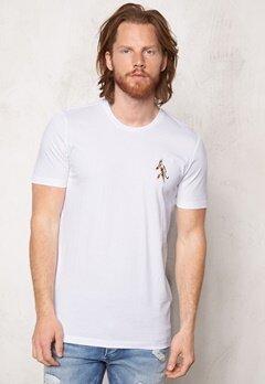 TIGER OF SWEDEN Putnam E T-shirt 089 White Bubbleroom.se