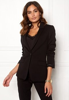 TIGER OF SWEDEN Sajni 2S Blazer Black Bubbleroom.se