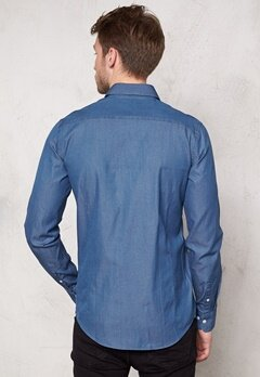 TIGER OF SWEDEN Steel 8 Shirt 208 Blue Bubbleroom.se