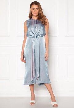 TIGER OF SWEDEN Ysabelle X Dress 2BF Shady Blue Bubbleroom.se