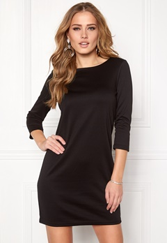 VILA Tinny New Dress Black Bubbleroom.fi