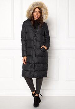 TOMMY HILFIGER DENIM Down Coat Black beauty Bubbleroom.fi