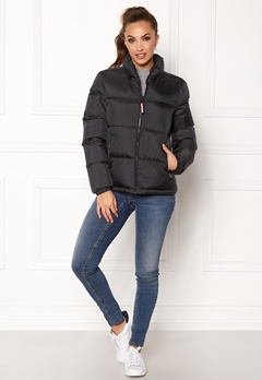 TOMMY HILFIGER DENIM Down Jacket Black beauty Bubbleroom.fi