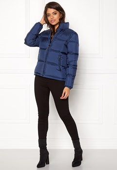TOMMY HILFIGER DENIM Down Jacket Medieval blue Bubbleroom.fi