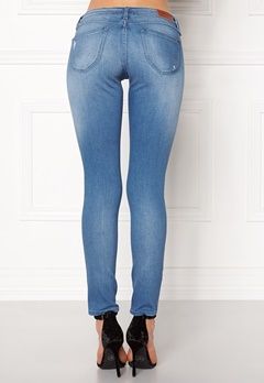 TOMMY HILFIGER DENIM Low Rise Skinny Sophie Blue Stretch Bubbleroom.fi