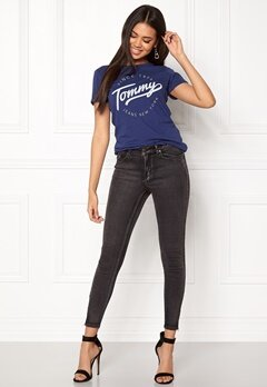 TOMMY HILFIGER DENIM T-shirt S/S 29 Blue Ribbon Bubbleroom.se