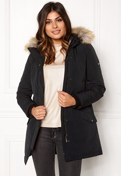 TOMMY HILFIGER DENIM Technical Down Jacket Black beauty Bubbleroom.se