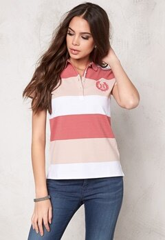 TOMMY HILFIGER Mallory Polo 902 Baroque Rose Bubbleroom.no