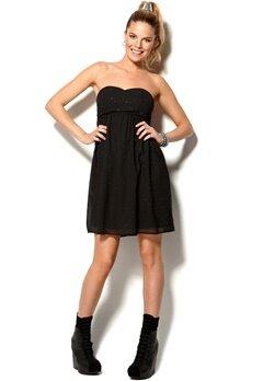 VILA Topside Dress Black Bubbleroom.se