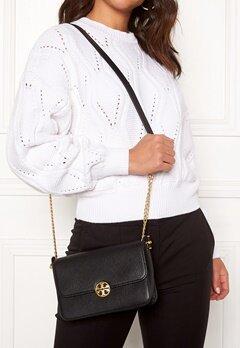 TORY BURCH Chelsea Crossbody Bag Black Bubbleroom.se