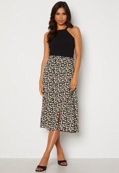 Trendyol Donna Midi Skirt Black Bubbleroom.se