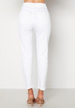 Trendyol Lissy Jeans Beyaz/White Bubbleroom.se