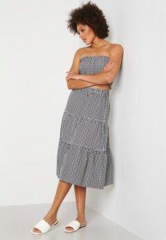Trendyol Smock Top Skirt Set Siyah/Black Bubbleroom.se