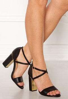 Truffle Fallon High Heel Sandals Blk Bubbleroom.se