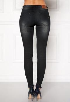 TrulyMine Brianna Jeans Svartdenim Bubbleroom.se