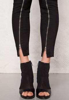TrulyMine Jeans Rose Svart Bubbleroom.se