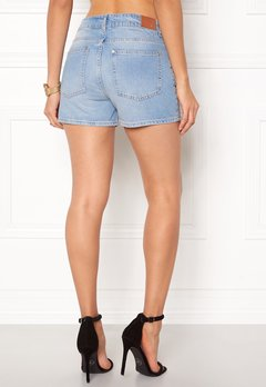 Twist & Tango Aina Shorts Blue Denim Bubbleroom.fi