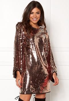 Twist & Tango Darcy Dress Bronze Bubbleroom.no