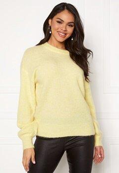 Twist & Tango Emmy Sweater Light Yellow Bubbleroom.se