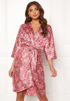 Twist & Tango Georgina Mini Dress Rose Leo Bubbleroom.se