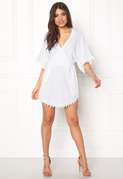 Twist & Tango Jill Dress White Bubbleroom.se