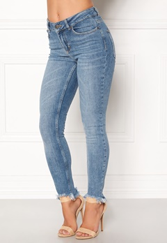 Twist & Tango Julia Ankle Jeans Mid Blue De Bubbleroom.se