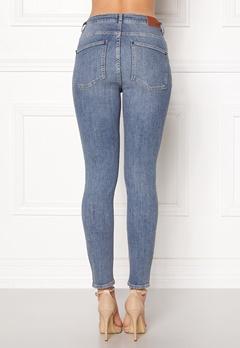 Twist & Tango Julie High Waist Jeans Mid Blue Bubbleroom.se