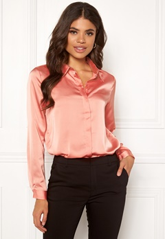 Twist & Tango Penelope Shirt Dusty Rose Bubbleroom.se