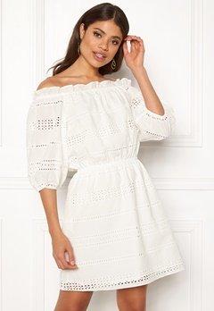Twist & Tango Phyllis Dress White Bubbleroom.se