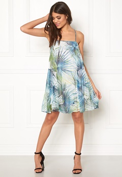 Twist & Tango Rosie Dress Big Palm Print Bubbleroom.no