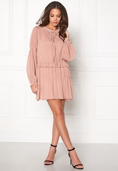 Twist & Tango Sage Dress Warm Pink Bubbleroom.dk