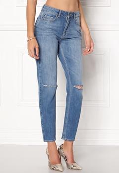 Twist & Tango Sarah Jeans Mid Blue Cut Bubbleroom.se