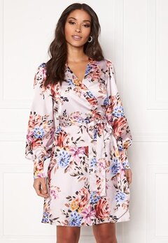 Twist & Tango Teresa Dress Pink Flower Bubbleroom.se