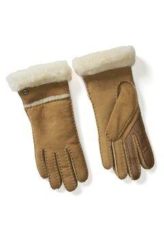UGG Australia Seamed Tech Glove Chestnut Bubbleroom.se