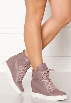 UMA PARKER Boston Leather Shoes Nude Bubbleroom.se