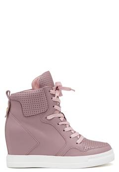 UMA PARKER Boston Leather Shoes Nude Bubbleroom.se